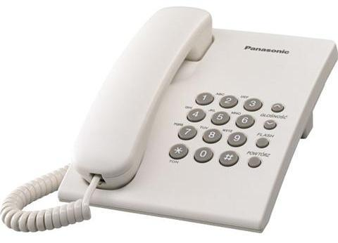 Panasonic KX-TS500ML Single Line Phone Telephone
