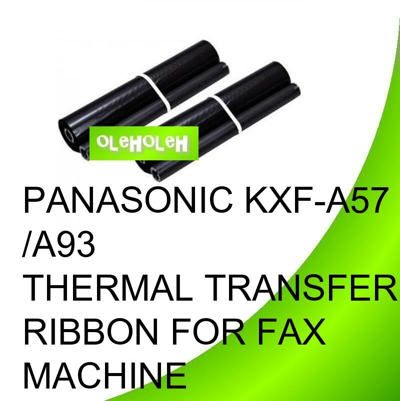 *PANASONIC KXF-A57/A93 Thermal Transfer Ribbon for Fax Machine
