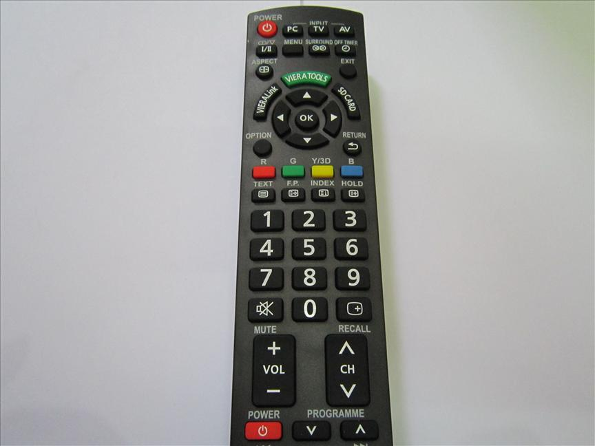 PANASONIC LCD LED TV REMOTE CONTROL End 7 25 2021 1109 PM