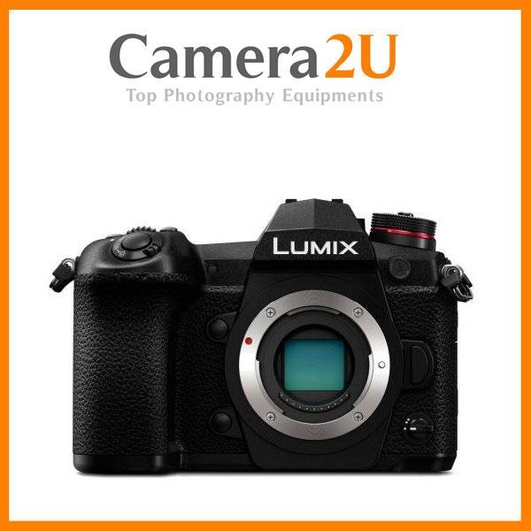 Panasonic Lumix DC-G9 Mirrorless Digital Camera Body (1+1 Yr Wrty)