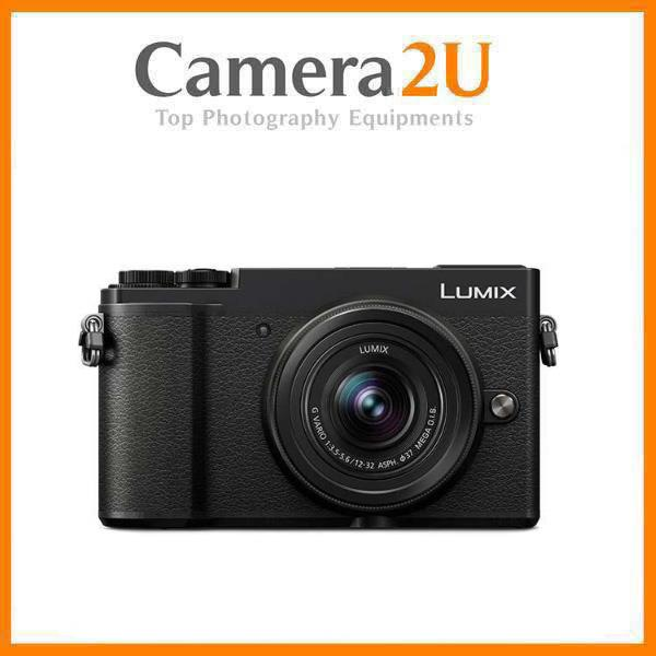 Panasonic Lumix DC-GX9 12-32mm Lens +16GB+Bag (Import)