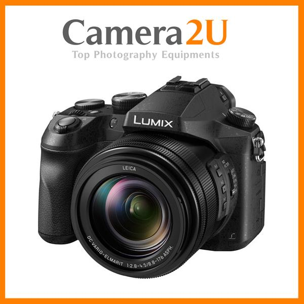 Panasonic Lumix DMC-FZ2500 Digital Camera 4K Video LEICA Lens (MSIA)