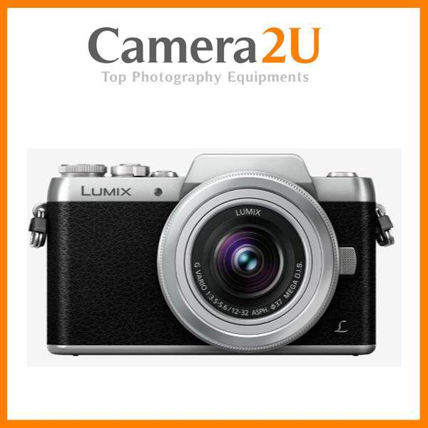 Panasonic Lumix DMC-GF8 + 12-32mm Lens +16GB+LeatherCase
