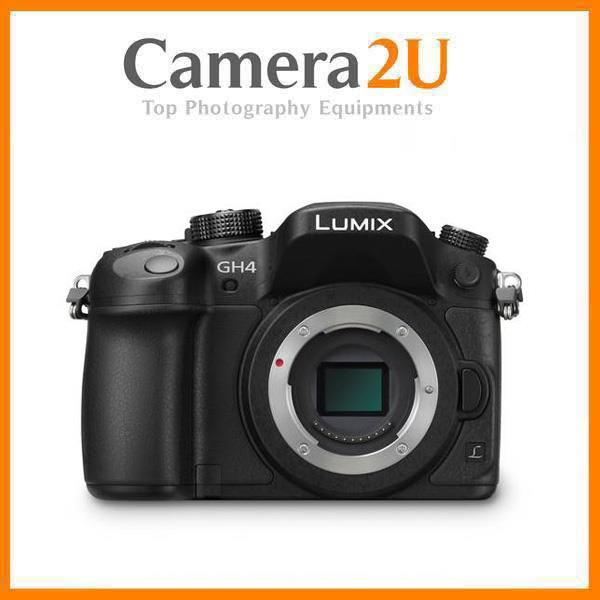 Panasonic Lumix DMC-GH4 ( body only )