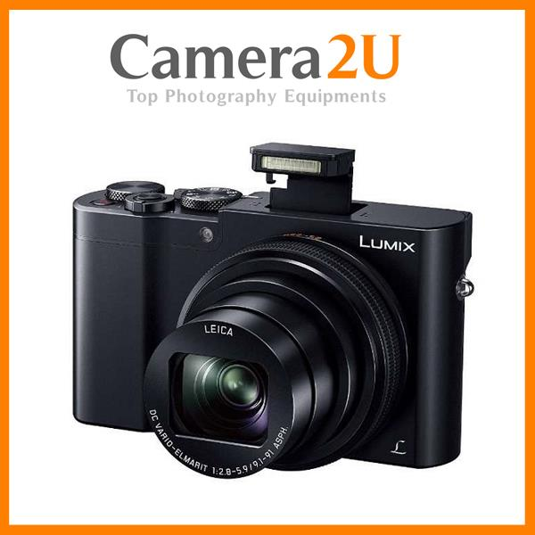 NEW Panasonic Lumix DMC-TX1 + 8GB + Case