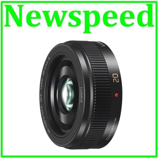 New Panasonic Lumix G 20mm F1.7 II ASPH Pancake Micro 43 lens (Import)