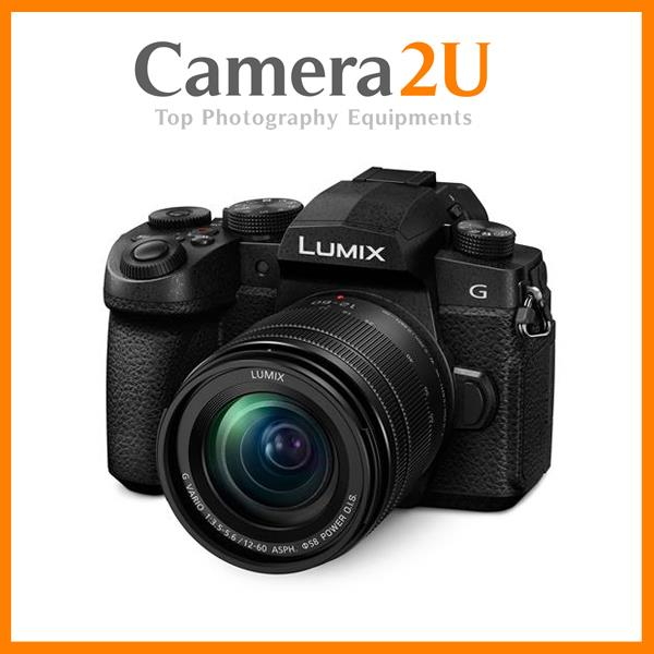 Panasonic Lumix G95 with 12-60mm + 32GB + Bag