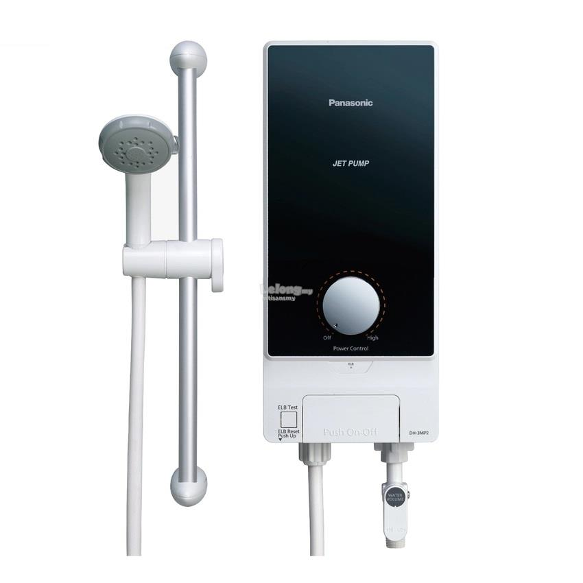 Panasonic M Series DH-3MP2 Jet Pump Instant Water Heater Mirror Finish
