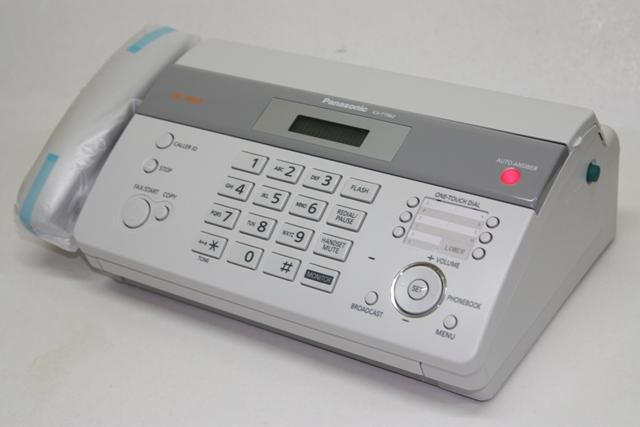 Panasonic Personal Facsimile KX-FT982ML