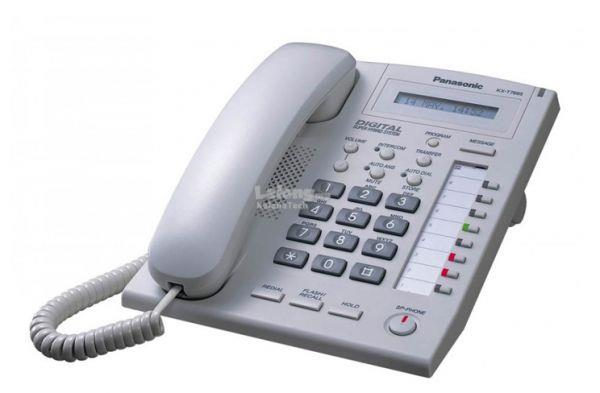 PANASONIC Proprietary Telephone KX-T7665X [For PBX System]