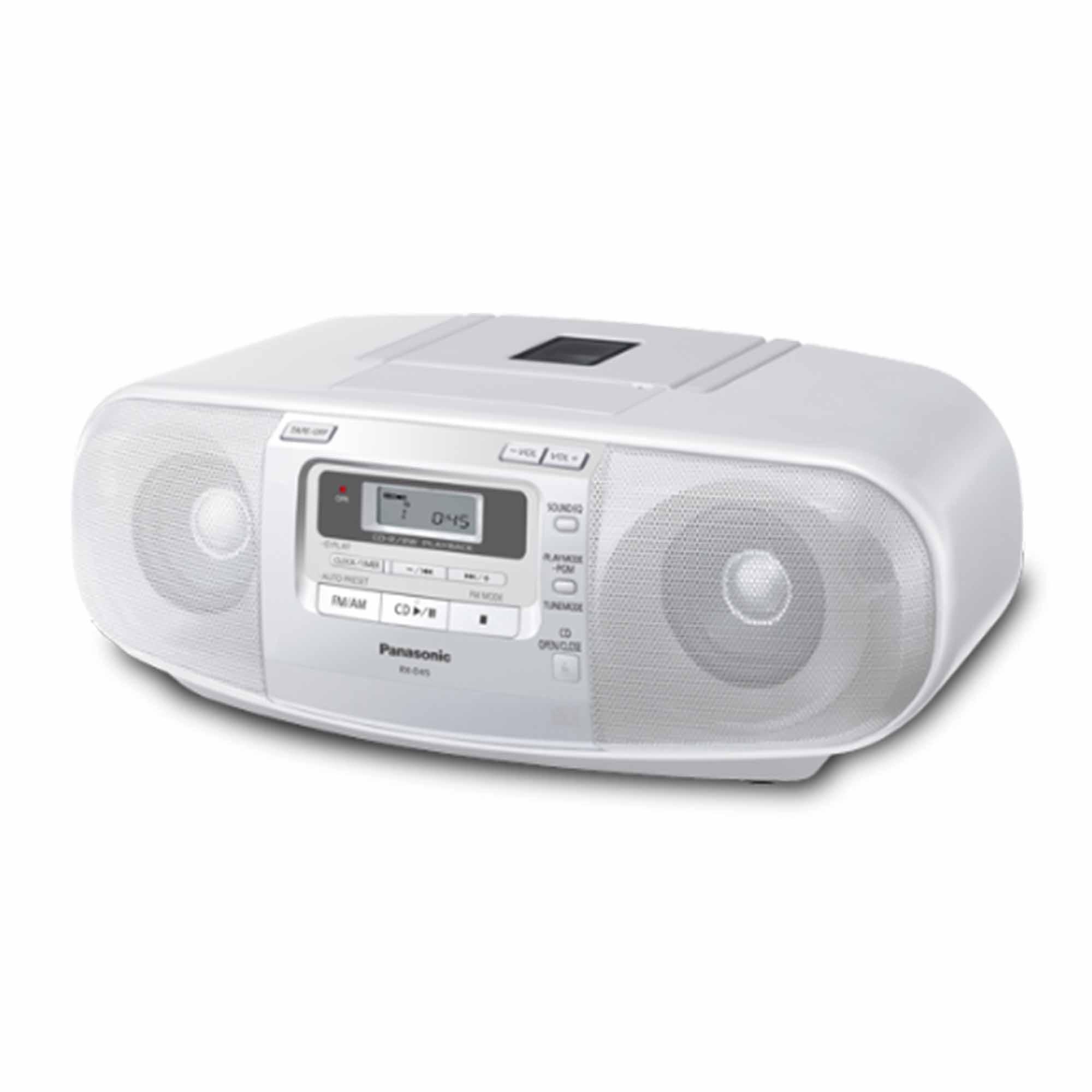 Panasonic Radio RX-D45 (60W) CD Playe (end 5/2/2020 6:06 PM)