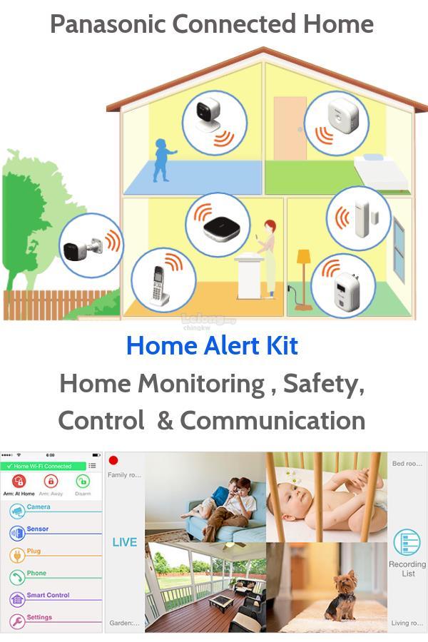 Panasonic Smart Home Office Alert Kit End 5 6 2020 9 49 Pm