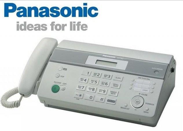 PANASONIC THERMAL FAX MACHINE MONO KX-FT982ML