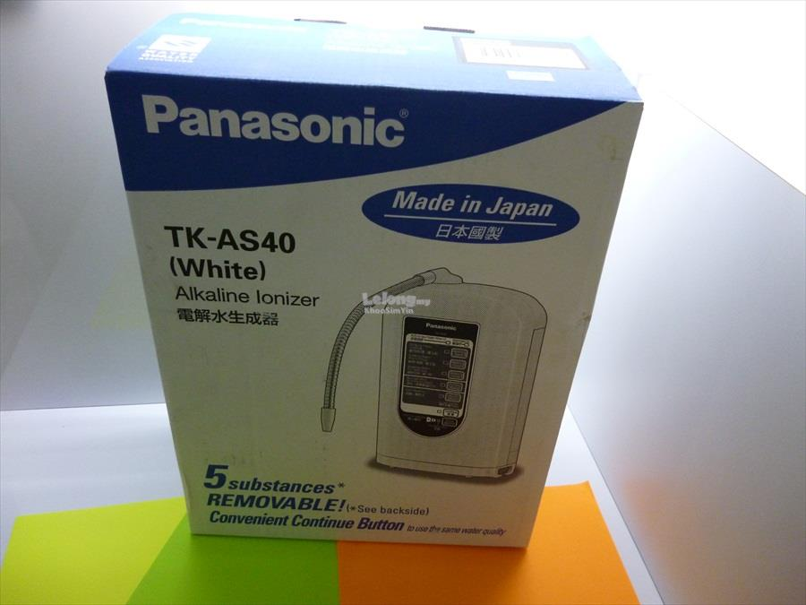 Panasonic TK-AS40 Alkaline Ionizer  (Free Delivery & Installation)