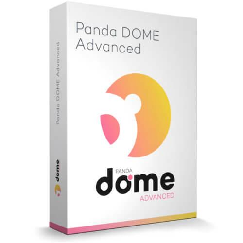 Panda Internet Security / Dome Advanced 2021 - 1 Year 1 PC Windows