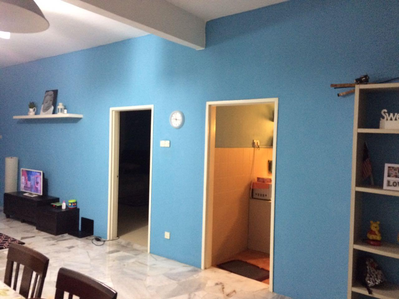 Pangsapuri Excelsa Apartment for sale, 2nd Floor, Seri Kembangan