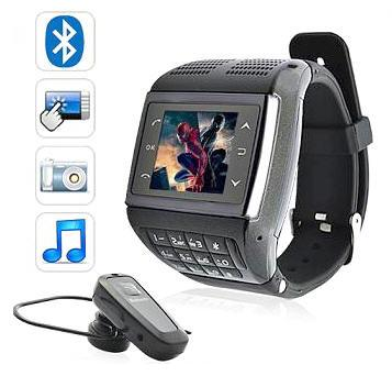 Panther Mobile Phone Watch (MB-02B).