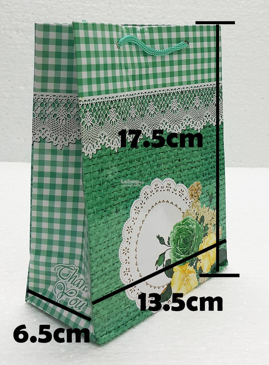 PAPER BAG SL1714N ( MEDIUM SIZE )