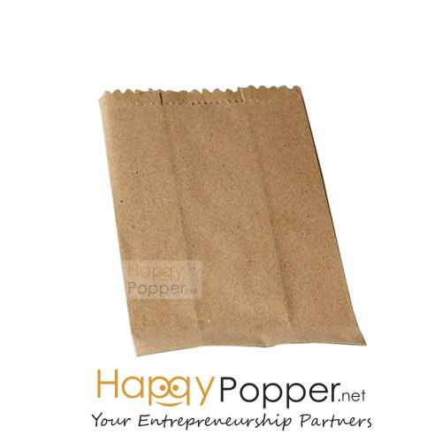 paperbag bag kertas brown paper bag plain Kraft paper bags party weddi