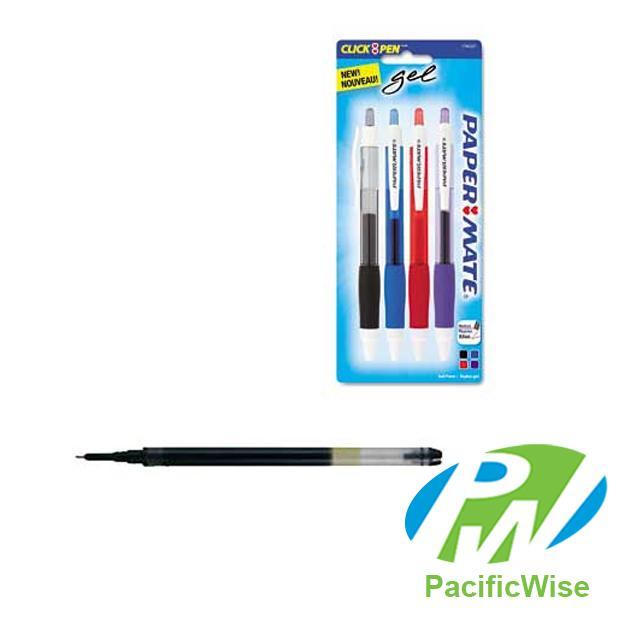 Paper Mate Flexgrip Ultra Stick Pen Fine ...