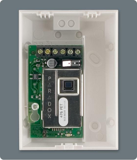 Paradox 476 Pir Motion Detector For  End 2  16  2018 10 34 Am