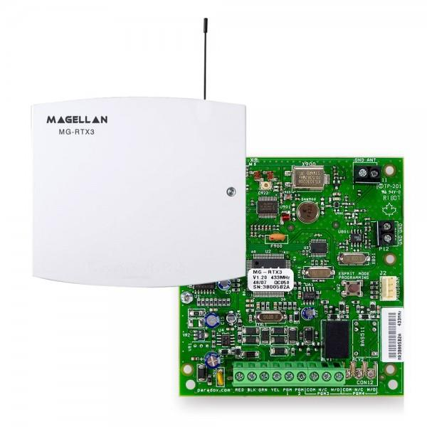 Paradox Magellan RTX3 Alarm Wireless Expansion Module