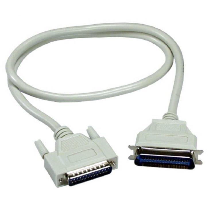 PARALLEL PRINTER CABLE 1.5M