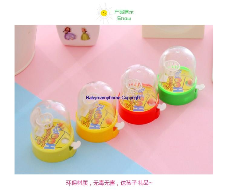 Parent Children Interaction Education Mini Basketball Shooting Toy