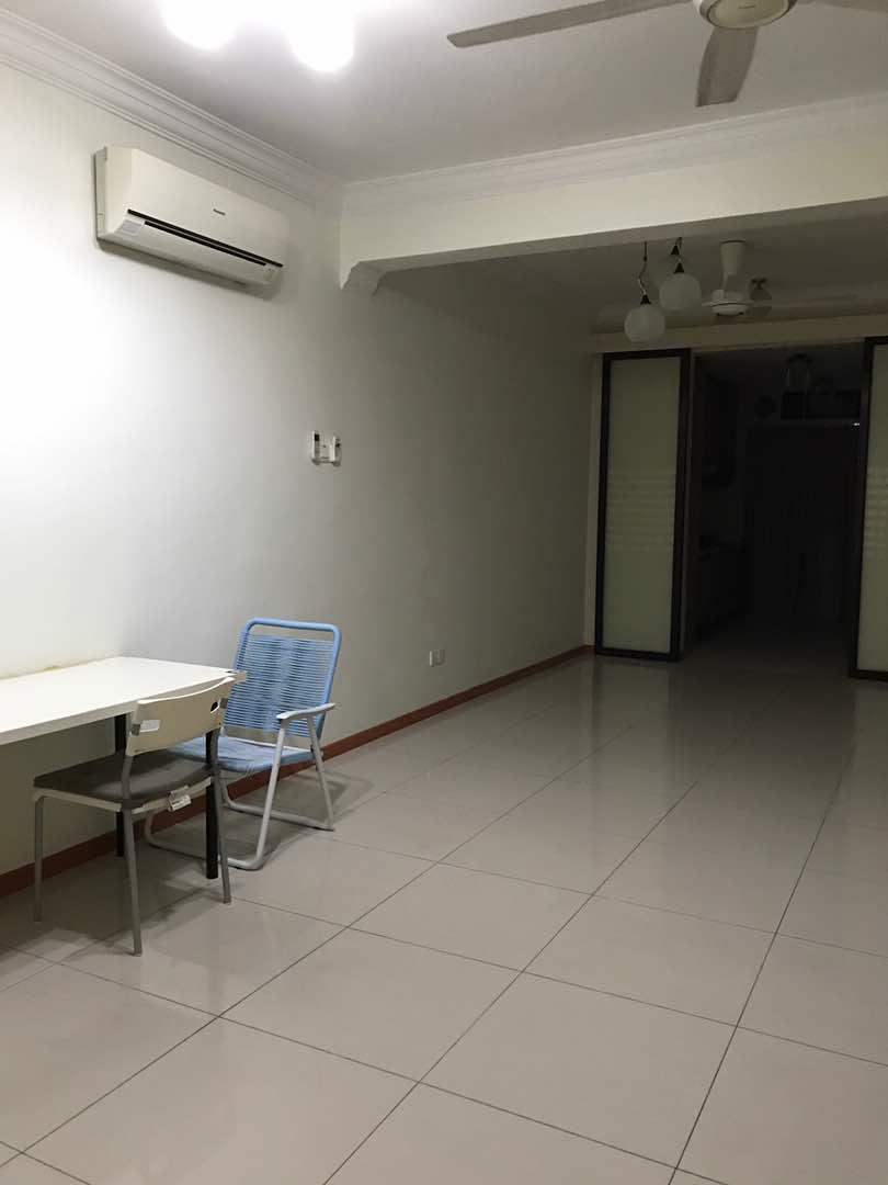 Park Villa Townhouse for rent, Ground Flr, Bandar Bkt Puchong, Puchong