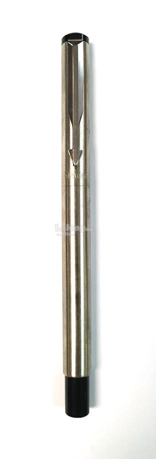 Parker Vector Rollerball Pen Stainless Steel Body Type