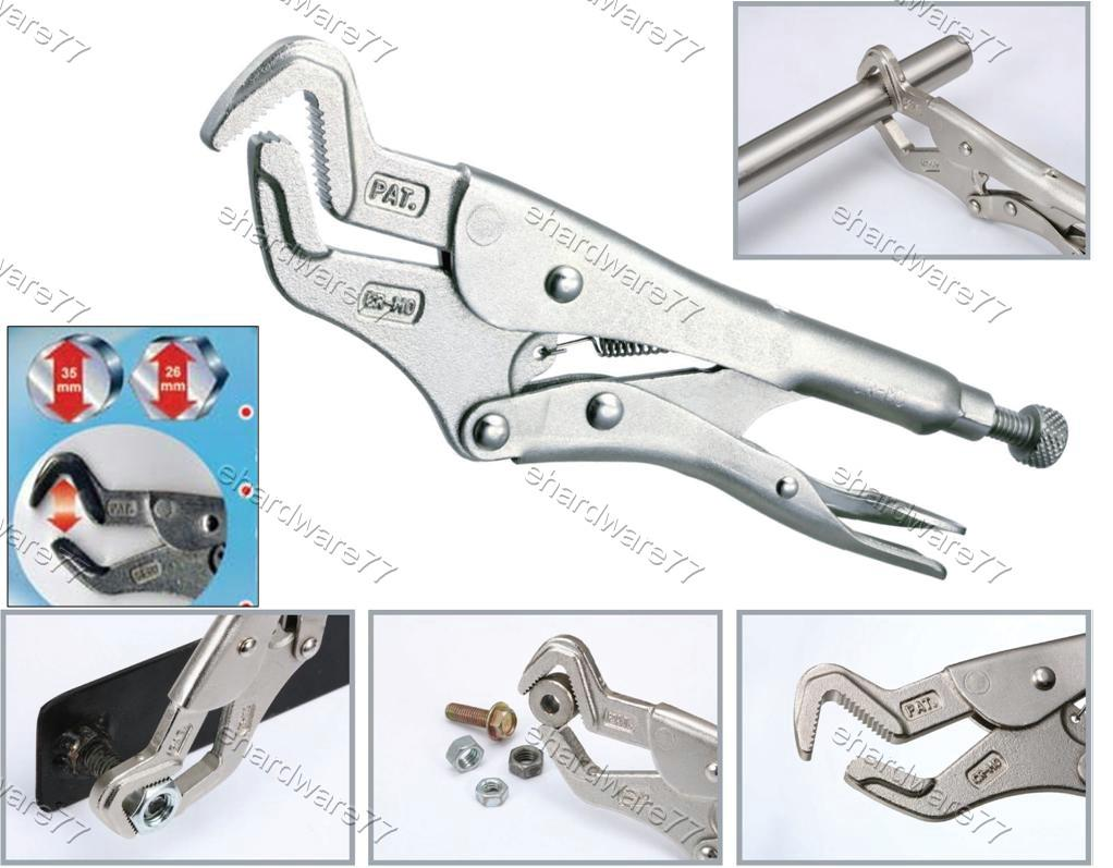 Parrot Nose Super Locking Pliers 9' (DMAD1A09)
