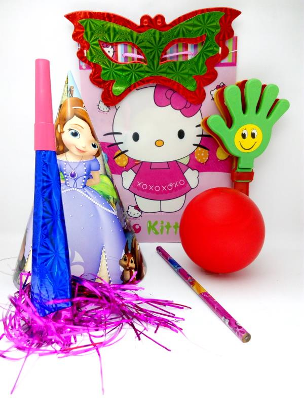 Party Packs/ Door Gifts for Children's Party 1 set