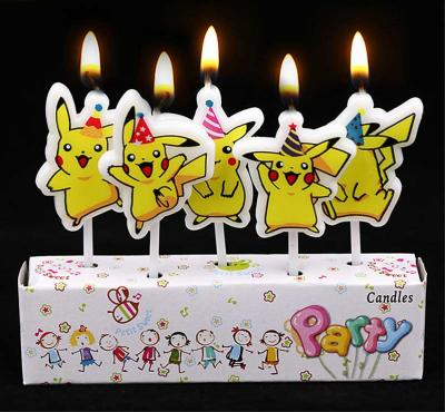 Party Time Pikachu Birthday Candle S End 4 28 2020 150 PM