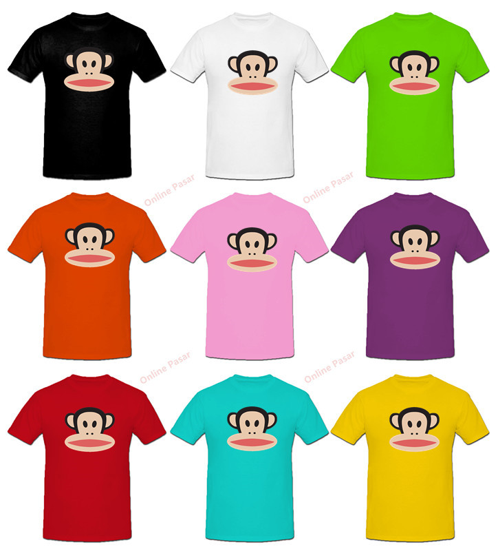 Paul Frank T-Shirt with 9 Colour Choices