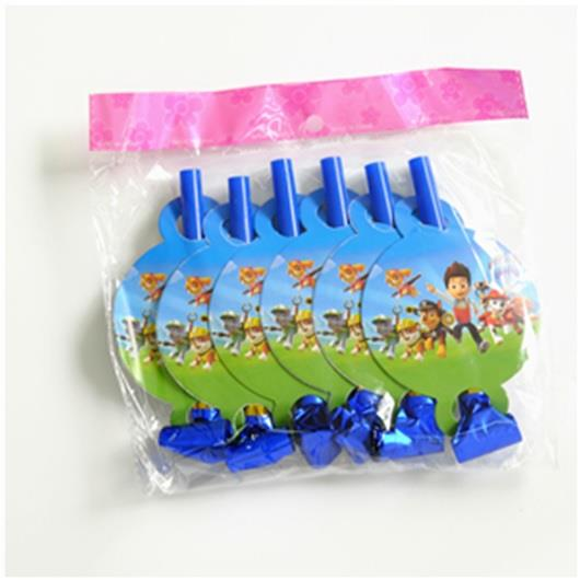 Paw Patrol Party Blower (6pcs) - PAWTW01