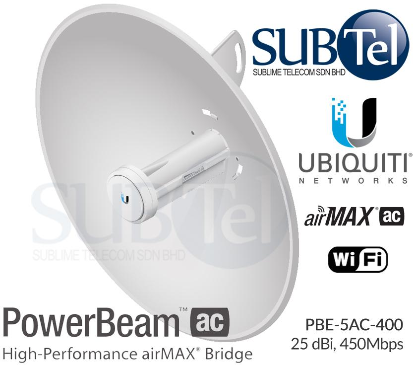 Ubiquiti PBE-5AC-400 Bridge Driver