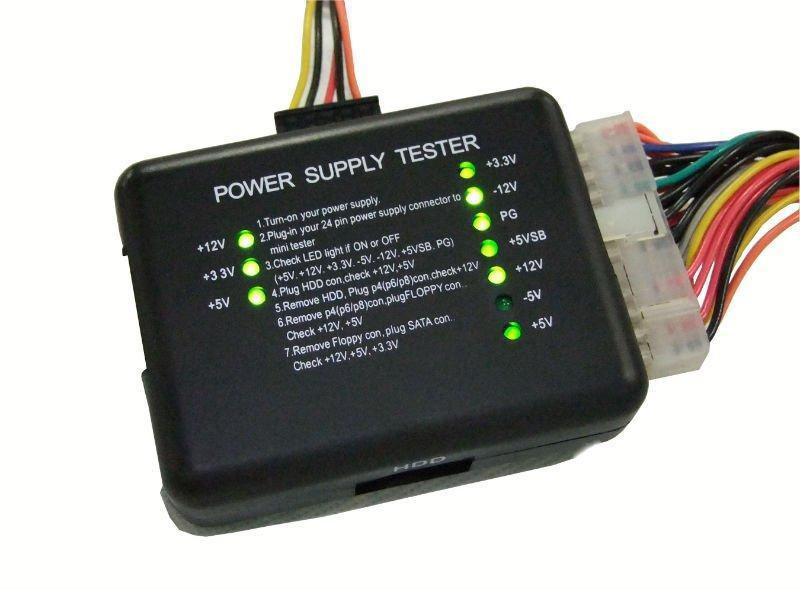 PC 20/24 Pin PSU ATX SATA HD Power Su (end 4/6/2020 3:30 AM)