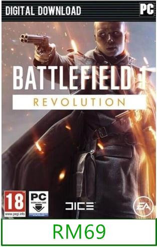 PC Battlefield 1 Revolution ★Brand New★