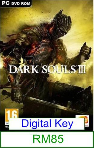 PC Dark Souls III ★Brand New★