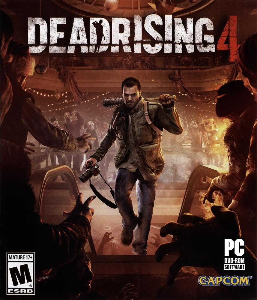 Image result for Dead Rising 4 cover pc