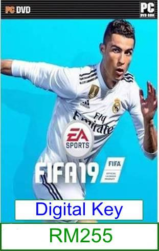 PC FIFA 19 ★Brand New & Sealed★