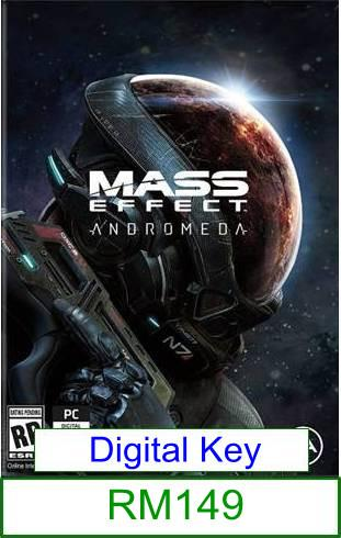 PC Mass Effect Andromeda ★Brand New★