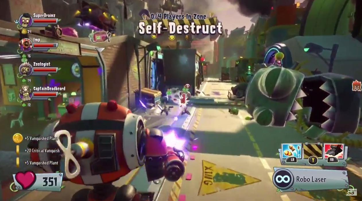 how to play plants vs zombies garden warfare on pc