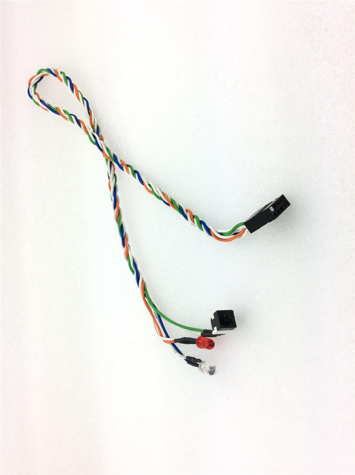 PC power button with power led + HDD Led