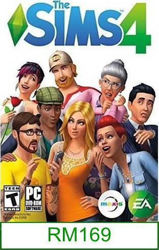 PC The Sims 4 ★Brand New & Sealed★