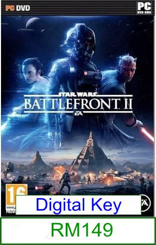 PC Star Wars Battlefront II ★Brand New & Sealed★
