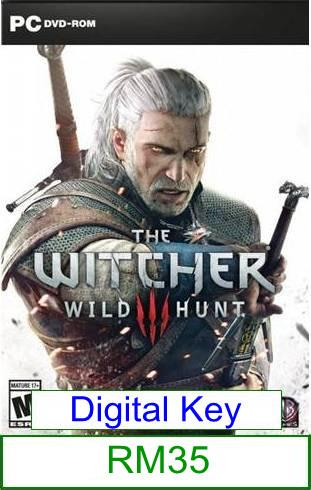 PC The Witcher 3 ★Brand New★
