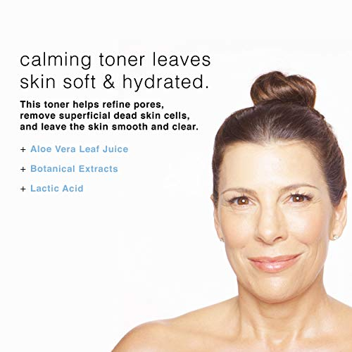 PCA SKIN Smoothing Toner, Facial Toner for Breakout Prone Skin, Alcohol Free,