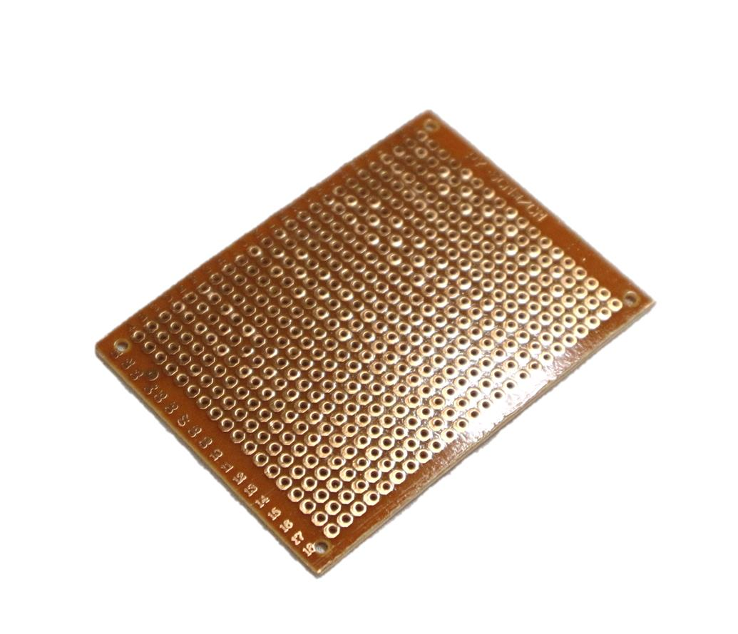 PCB Copper Strip Board 5x7cm
