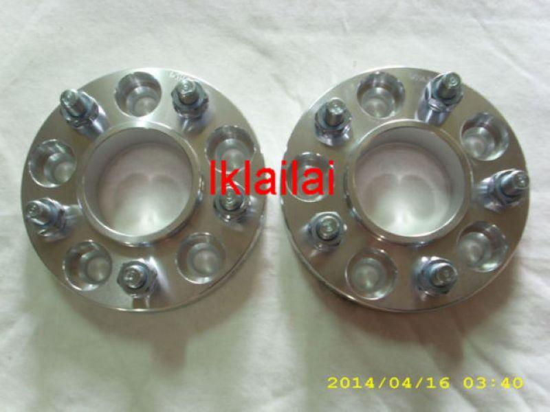 PCD 5X100 Wheel Spacers 15mm Thickness M12x1.5mm 67.1 w Center Cone